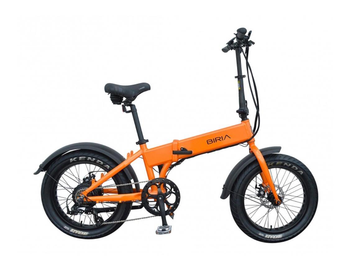 Biria Folding S2 Electric Bike Sold By VBEBC